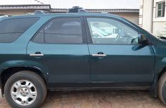 Nigerian Used  Acura MDX. 2002 Model