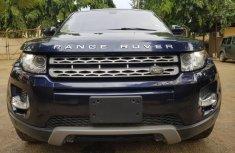 Neat Tokunbo Used  Range Rover Evogue 2015 Model