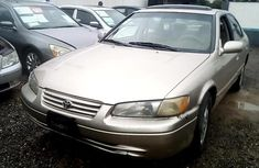 Best priced gold 1997 Toyota Camry automatic in Lagos