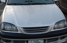 Clean Nigerian Used  Toyota Avensis 1998 Grey/Silver