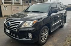 Very Neat Foreign Used Lexus LX 2014 Model