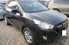Neat Nigerian Used  Hyundai ix35 2012 Black