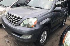 Need to sell high quality 2005 Lexus GX suv / crossover automatic at price ₦4,400,000