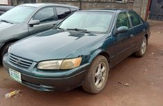Clean Nigerian Used  Toyota Camry 1999 Green