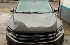 Clean Used  Volkswagen Tiguan 2011 Grey/Silver