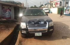 Clean Nigerian Used Ford Explorer 2010 Brown