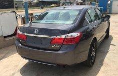 Clean Tokunbo Used Honda Accord 2015 Grey/Silver