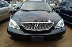 Clean Foreign Used  Lexus RX 2005 Black