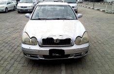 Clean Nigerian Used  Hyundai Sonata 2003 Grey/Silver