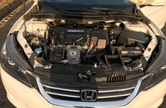 Clean Tokunbo Used Honda Accord 2015 White