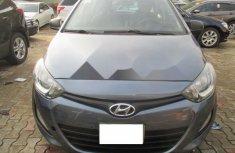 Neat Nigerian Used  Hyundai i20 2014 Grey/Silver