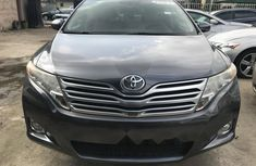 Clean Foreign Used  Toyota Venza 2011 Grey/Silver