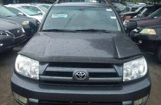 Neat Tokunbo Used Toyota 4-Runner 2006 Grey/Silver