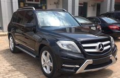 Clean Tokunbo Used Mercedes-Benz 2014 Black