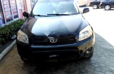 Well maintained 2006 Toyota RAV4 automatic for sale in Lagos