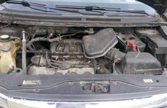 Neat Tokunbo Used  Ford Edge 2009 Black