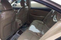 Clean Tokunbo Used Lexus ES 2010 Brown