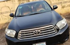 Clean Nigerian Used Toyota Highlander 2009 Sport Edition