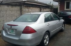 Neat Nigerian Used 2007 American Spec Honda Accord