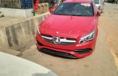 Sell 2015 Mercedes-Benz CLA-Class sedan automatic in Lagos