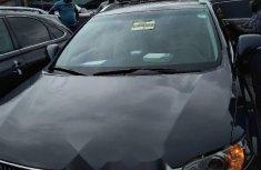 Clean Tokunbo Used  Lexus RX 2012 Grey/Sliver
