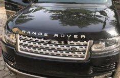 Best priced black 2015 Land Rover Range Rover Vogue in Lagos