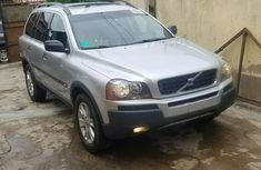 Tokunbo 2006 Volvo XC90 Silver Colour