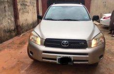Super Clean Nigerian Used 2009 Toyota Rav 4 in Lagos
