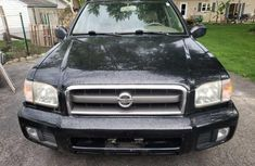 Used 2002 Nissan Pathfinder car suv / crossover automatic at attractive price