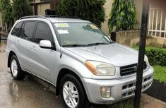 Well maintained 2003 Toyota RAV4 sedan automatic for sale in Lagos