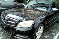 Clean Nigerian Used  Mercedes-Benz C280 2009