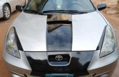 Neat Nigerian Used 2000 Toyota Celica