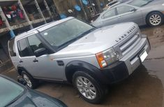 Very Neat Nigerian Used 2005 Land Rover LR3 in Lagos