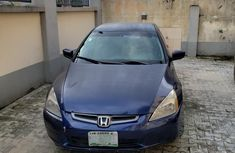 Nigerian Used 2005 Honda Accord End of Discussion