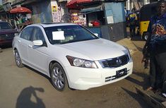 Super Clean Tokunbo Honda Accord Evil Spirit 2008