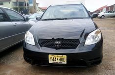 Sell black 2005 Toyota Matrix in Lagos at cheap price
