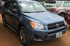 Neat Nigerian Used  Toyota RAV4 2010 Model