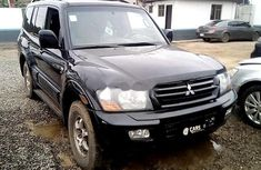 Used black 2004 Mitsubishi Montero suv / crossover for sale at price ₦493,517