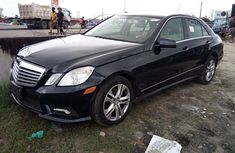 Sell super clean used 2010 Mercedes-Benz E350