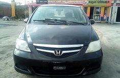 Used 2006 Honda City automatic for sale at price ₦550,000 in Lagos