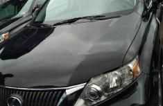 Foreign Used Black 2012 Lexus RX Car
