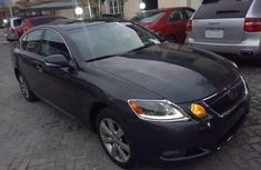 Well maintained 2008 Lexus GS sedan for sale at price ₦3,200,000