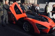 Fast & Furious: Hobbs and Shaw premier in London, Jason Statham flaunts brand new McLaren Senna