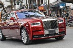 The 2018 Rolls Royce Phantom VIII Review