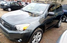 Green 2008 Toyota RAV4 automatic for sale in Lagos