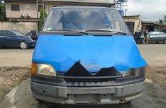 Nigerian Used 2001 Ford Transit