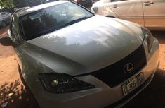 Sell well kept 2008 Lexus IS automatic at price ₦2,000,000
