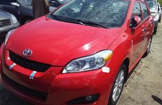 Foreign Used 2010 Toyota Matrix for sale in Lagos