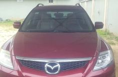 Very Neat Nigerian Used Mazda CX-9 2009