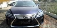 Sell well kept 2017 Lexus RX suv / crossover automatic